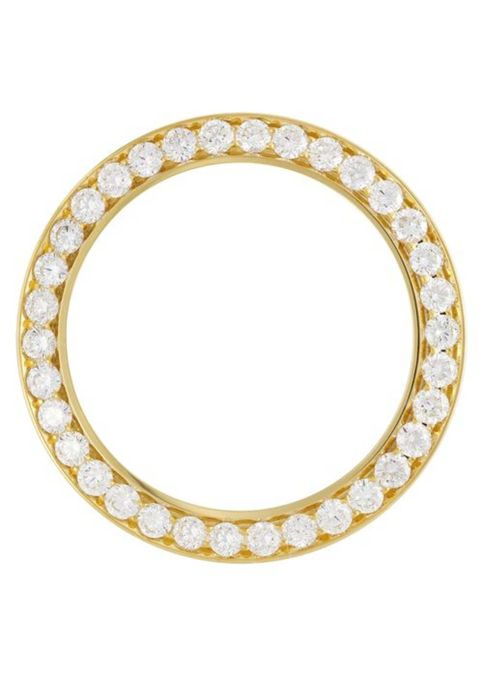 Rolex 3 Ct Diamond Bezel For Rolex Daydate II 2 41mm