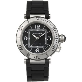 Cartier Cartier Pasha Mens Black