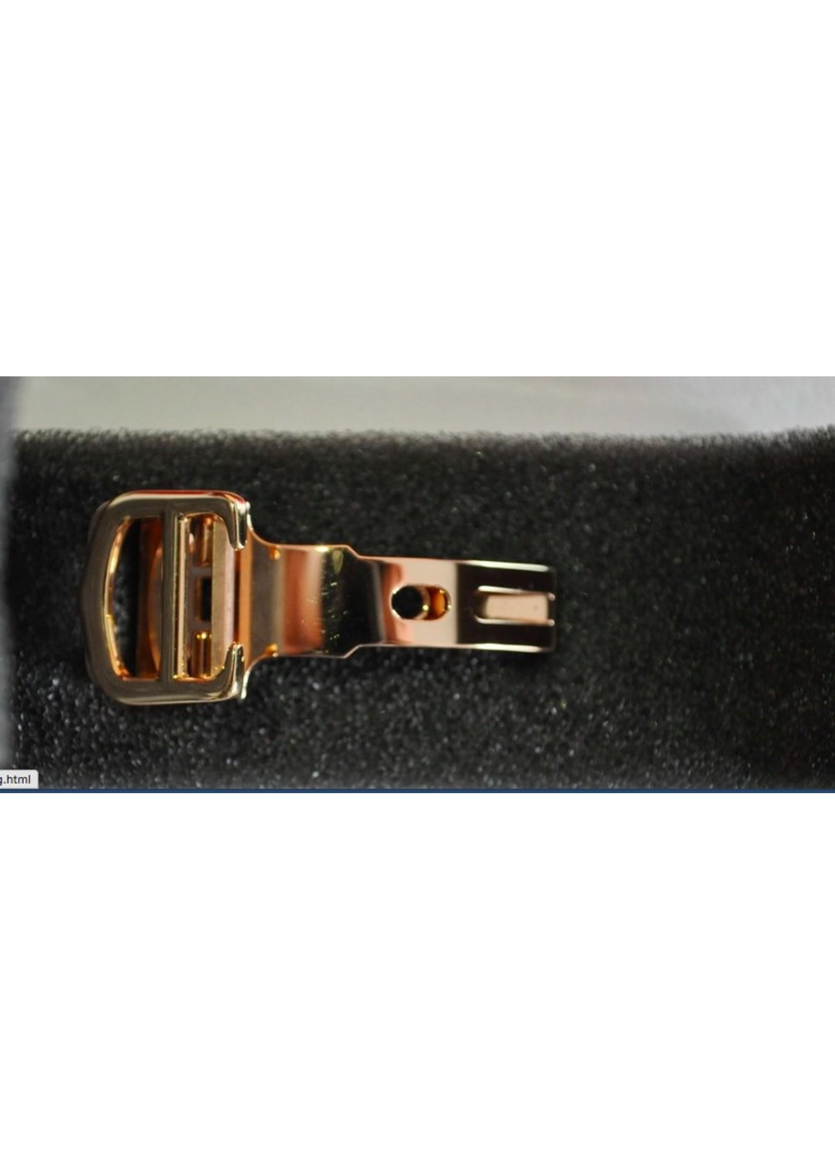 Cartier Cartier Roadster Small 18K Rose Gold Folding Buckle
