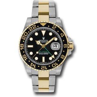 Rolex ROLEX GMT II 40MM (2007 B+P) #116713