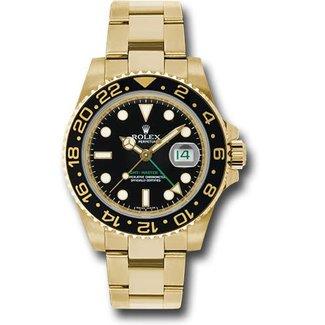 Rolex ROLEX GMT MASTER II (2006 B+P) #116718