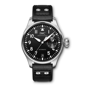 IWC IWC BIG PILOT (2016) JUST SERVICED WITH IWC IN 2018