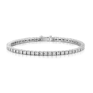Jewellery 5.25CT TENNIS BRACELET VS-SI G .7PT EACH