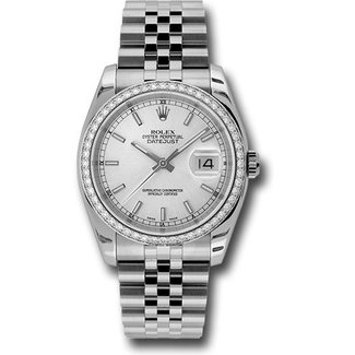 Rolex Rolex Datejust 36MM (2017 B+P) #116200
