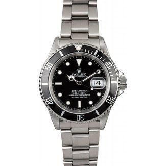 Rolex ROLEX SUBMARINER 40MM (2006 B+P) #11610