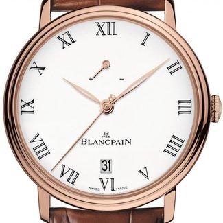 BLANCPAIN BLANCPAIN VILLERET 8 DAY (2018 B+P)