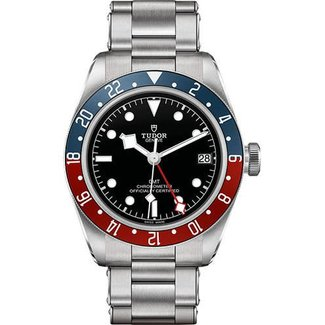 Rolex TUDOR BLACK BAY GMT (2018 B+P) #79830RB