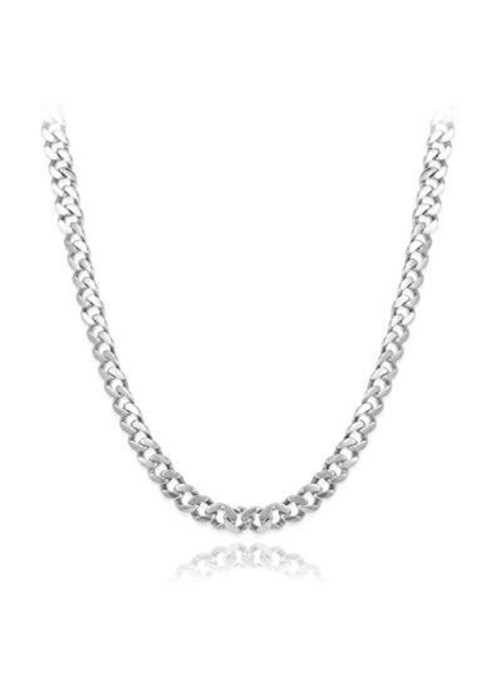 Jewellery 10K WHITE GOLD CHAIN 12G