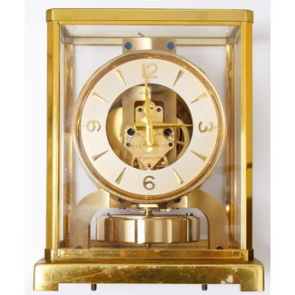 Jaeger Le Coultre JLC ATMOS CLOCK - WE HAVE 3 IN STOCK