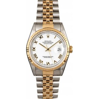 Rolex ROLEX DATEJUST 36MM (1995) #16233