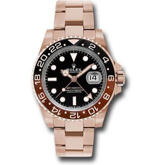 Rolex Rolex Watches: 126715CHNR bk GMT-Master II Everose Gold