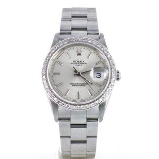Rolex ROLEX DATE 34MM (1999) #15200