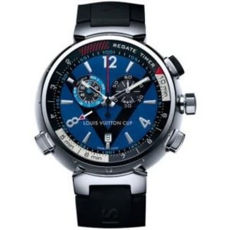 louis Vuitton louis Vuitton Tambour Régate Navy Automatique. b&p  2015