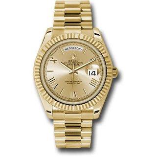 Rolex Rolex Watches: 228238 chrp Day-Date 40 Yellow Gold -2019 UNWORN