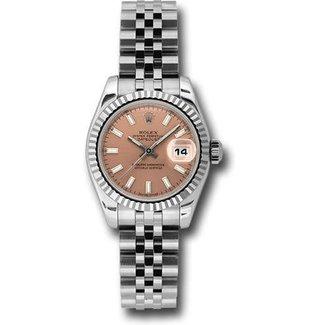Rolex ROLEX DATEJUST 26MM (2006 B+P) #179174