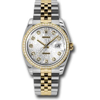 Rolex ROLEX DATEJUST 36MM (1982) #16013