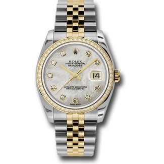 Rolex ROLEX DATEJUST 36MM (1996) Custom dial and bezel