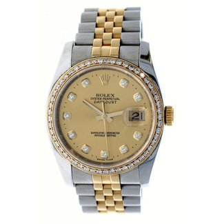 Rolex ROLEX DATE-JUST 36MM ALL FACTORY  (2017) #116233