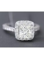 Diamond 1.36 I-1 j-k Princess Great Price