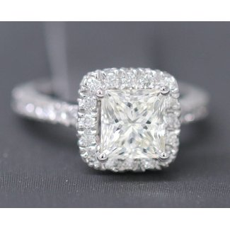 Diamond 1.36 I-1 j-k Princess Great Price