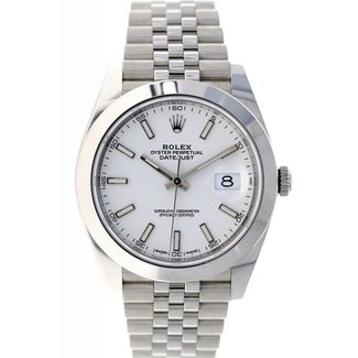 Rolex ROLEX DATEJUST 41MM (2019 B+P) #126300