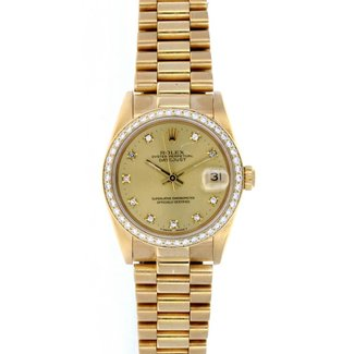 Rolex 31mm rolex datejust (1987) lady president