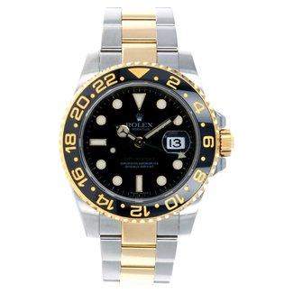 Rolex ROLEX GMT MASTER II (2010 B+P) #116713