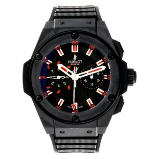 Hublot HUBLOT KING POWER (2016) JUST SERVICED IN 2019 #715.C1.1123.RX (#135/500)