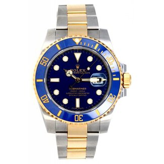 Rolex Rolex Two Tone Submariner (2018 b+p)
