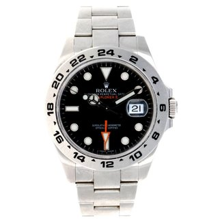 Rolex Rolex Watches: 216570 bk Explorer Explorer II (2011)