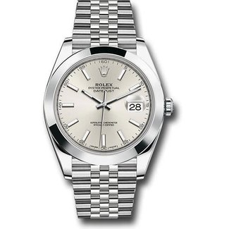 Rolex 41MM DATEJUST (2019 B+P) #126300