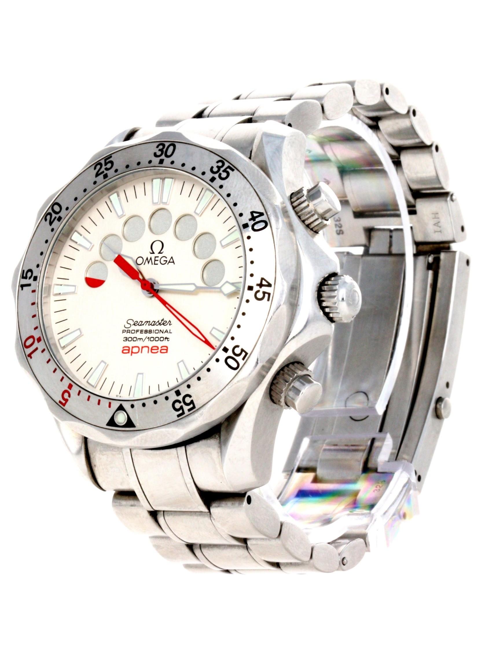 Omega Watches Omega Seamaster Professional Apnea