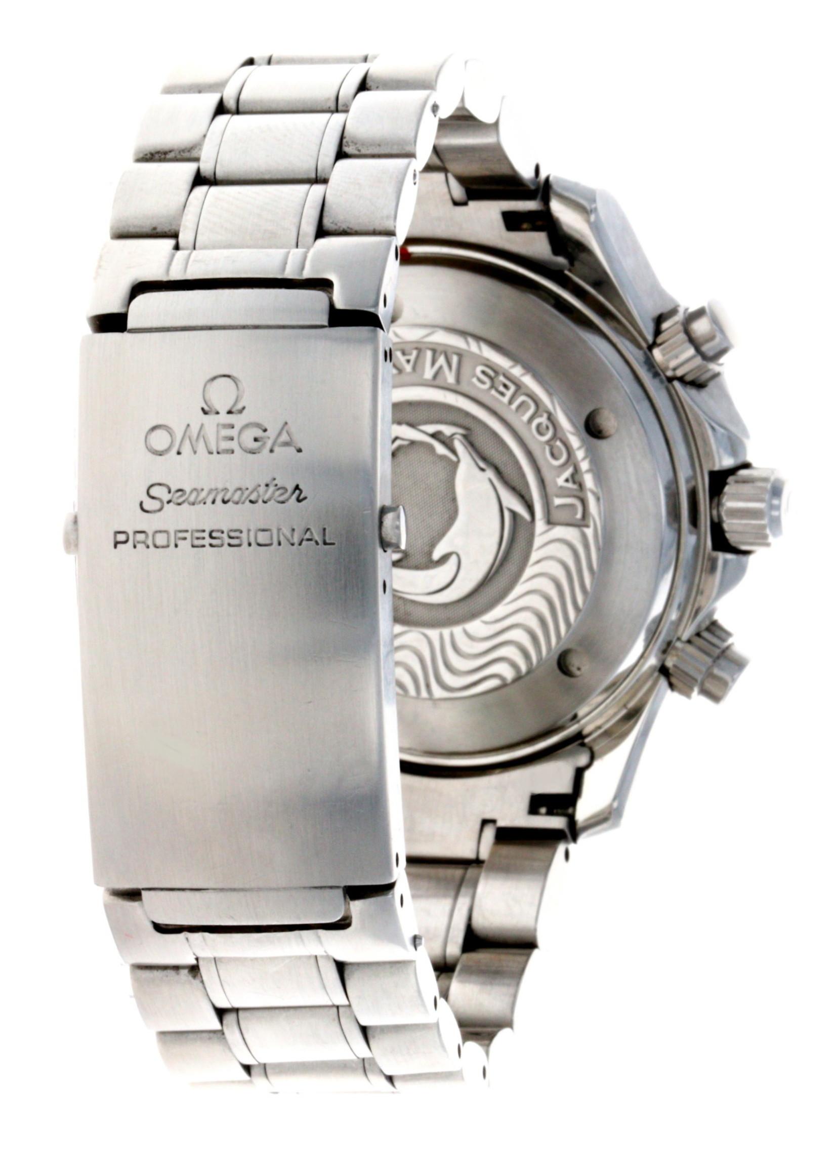 Omega Omega Seamaster Professional Apnea