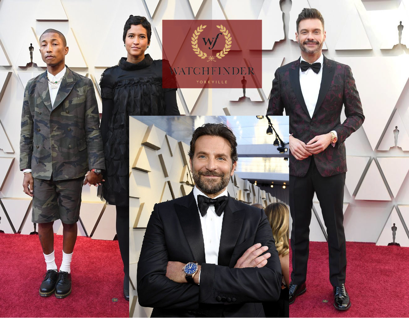 Who Wore Best Time Treasures At The 2019 Oscars