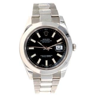Rolex Rolex Datejust II 41MM (2014 B+P)