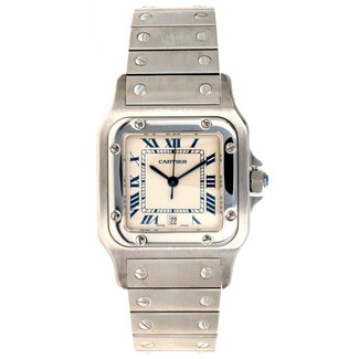 Cartier CARTIER SANTOS QUARTZ LADIES (2012)