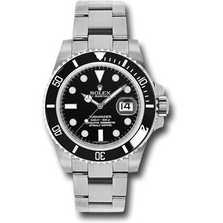 Rolex Rolex Submariner Date (2015 B+P) LIKE NEW TAX ALL IN PRICE