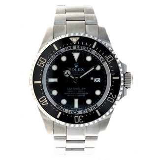Rolex ROLEX DEEP SEA 44MM (2016 B+P) #116660