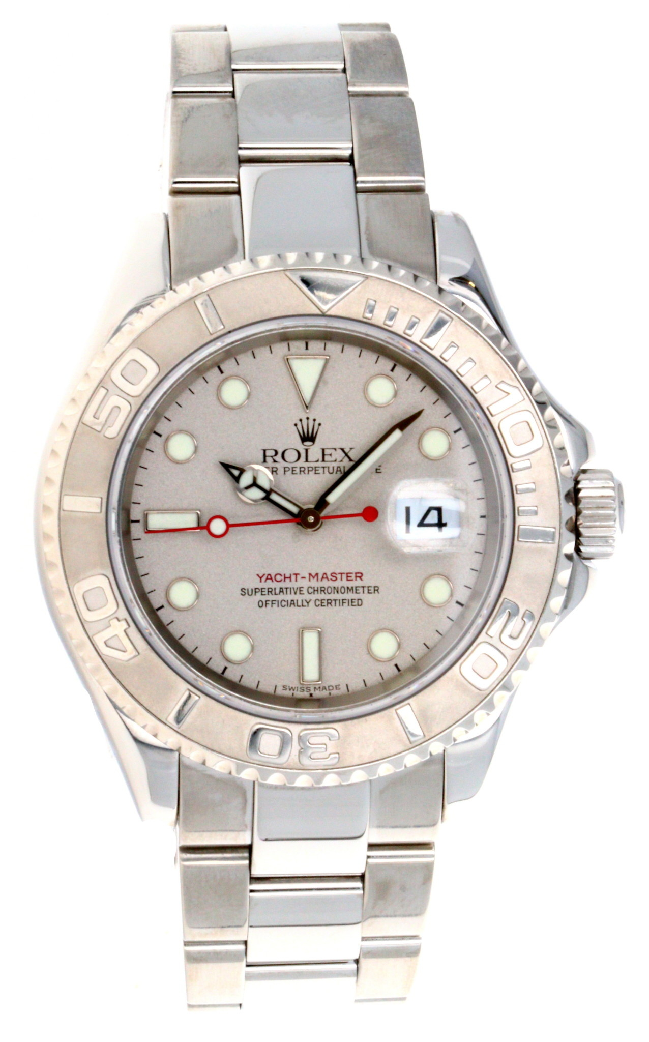 ROLEX YACHTMASTER I (2007 B+SP)
