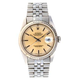 Rolex 36MM ROLEX DATEJUST #16234 (1989)