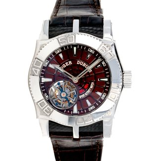Other Brands Roger Dubuis Easy Diver Flying Tourbillon Just for Friends Limited Edition JUST SERVICED (LIMITED # 60/280)
