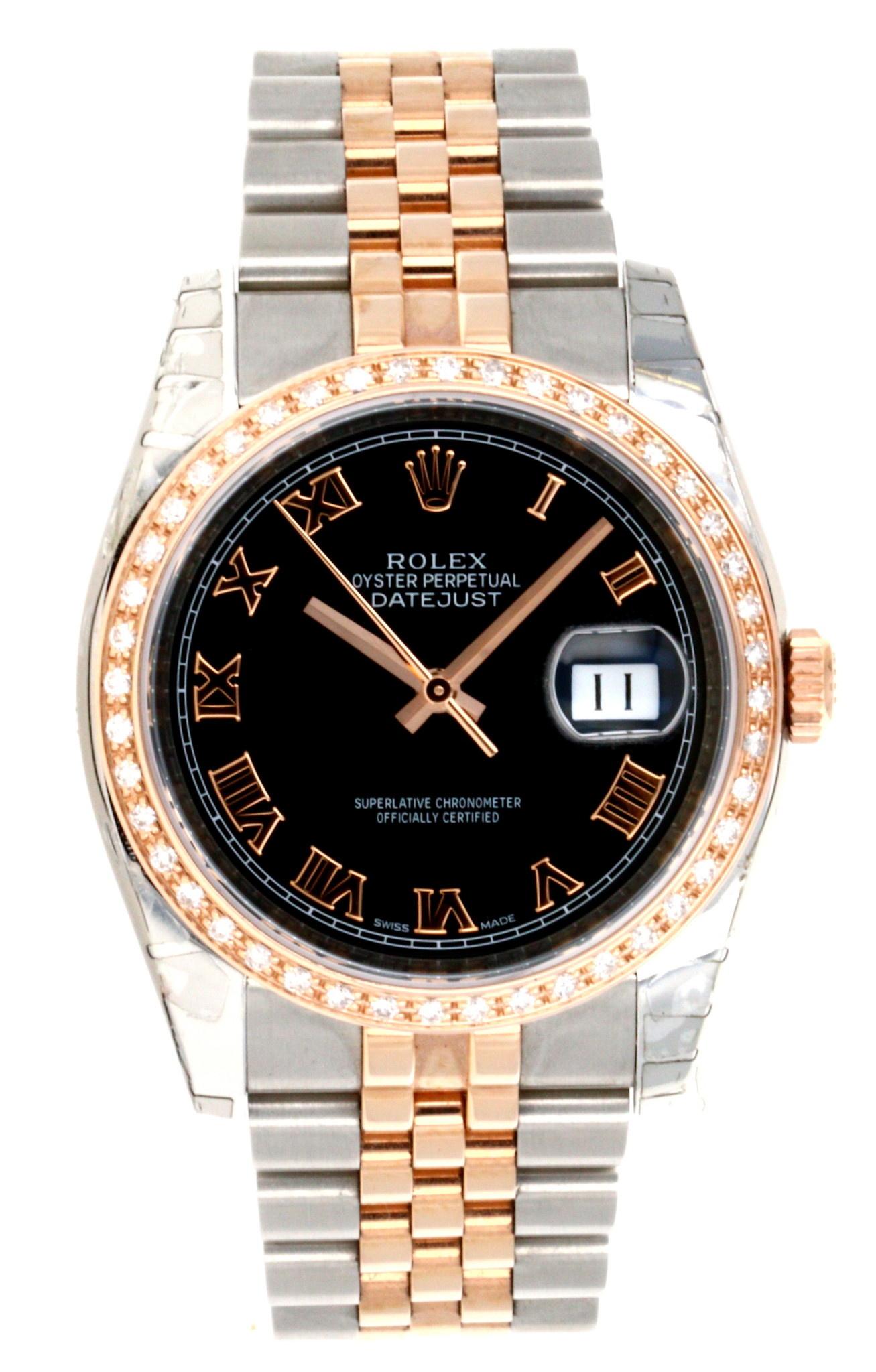 Luxury Watches on Watchfinder