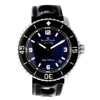 BLANCPAIN BLANCPAIN FIFTY FATHOM TRIBUTE TO AQUA LUNG TTAL