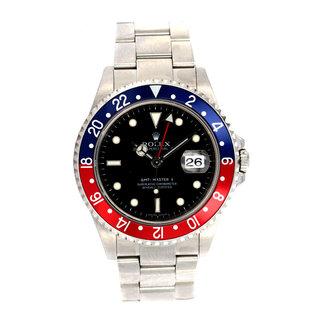 Rolex ROLEX GMT MASTER II (2005) #16710T