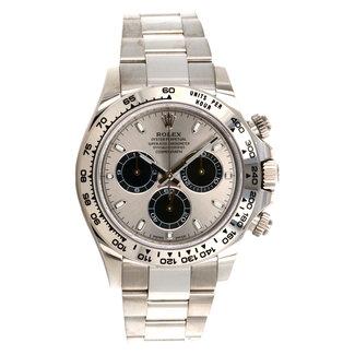 Rolex Rolex Watches: 116509 stbk Daytona White Gold - Bracelet