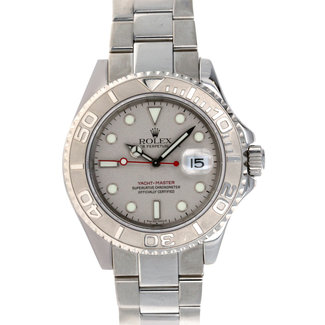 Rolex ROLEX YACHTMASTER I (2007 B+SP)