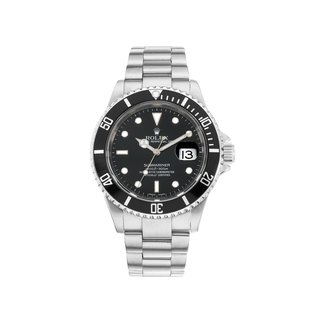 Rolex ROLEX SUBMARINER DATE 40MM (1988) #16610