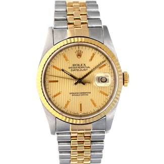 Rolex ROLEX DATEJUST 36MM (1988 B+SP) #16233