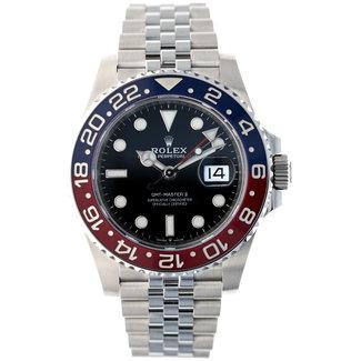 Rolex ROLEX GMT MASTER II (2019 B+P) #126710BLRO