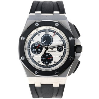 Audemars Piguet AUDEMARS PIGUET ROO 44MM CERAMIC (2015) #26400SO.OO.A002CA.01